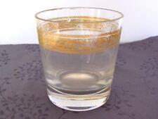 Baccarat Bucket Ice Crystal & Gold