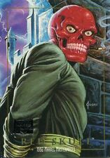 Marvel Masterpieces 2016 Joe Jusko Commemorative Buyback Card #80 Red Skull