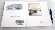 Papier a lettres breton peinture Bretagne Breizh aquarelle mini bloc neuf