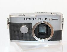 OLYMPUS PEN FT 35mm HALF FRAME FILM SLR BODY