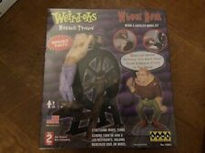 Hawk Weird-Ohs Wacky Medieval Tourture Ghoulish Devices Wheel Rack New
