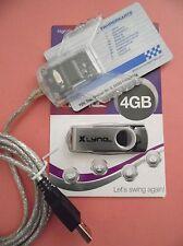 digit. LKW-Fahrerkarte auslesen + speichern - Lesegerät + 4-GB-Stick m. Software