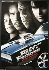 Action Original US One Sheet Film Posters (2000s)