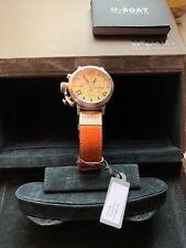 Reloj U-Boat Sansibar Plata 925