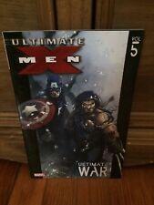 Ultimate X-Men #5 Ultimate War TPB Trade Paperback Marvel Comics 2003 VF