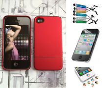 Fundas y carcasas brillantes de plástico para teléfonos móviles y PDAs Apple