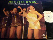 DOUBLE LP  Ike & Tina Turner, super original session