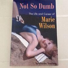 Marie Wilson Bio 50s Actress  Dumb Blond My Friend Irma Photos SC