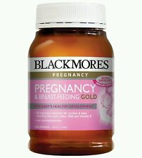 Blackmores Pregnancy & Breast Feeding Gold 180 Capsules - OzHealthExperts