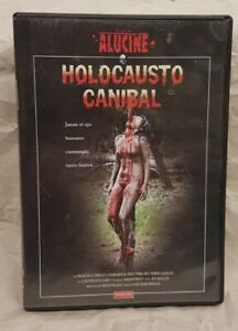 Holocausto Canibal (Cannibal Holocaust  (1979) Region 2, Spanish language issue