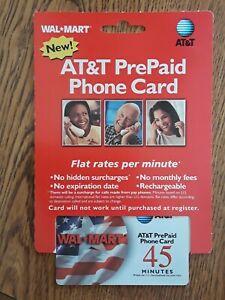 45 Minute Prepaid AT&T Calling Card