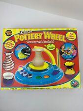Pottery Wheel Imagine Nation Deluxe Pottery Wheel