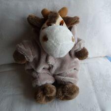 Doudou Girafe Planet pluch - déguisé en Hippopotame