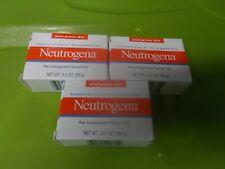 Lot Of 3-Neutrogena Acne Prone Skin Formula Facial Bar 3.50 oz