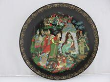 Russian Legends Iii Third The Golden Cockerel Collector's Plate Coa
