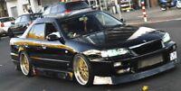 Nissan Skyline R34 Sedan  Boot  LIP SPOILERS