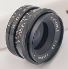 Astranar 35mm F2.8 T/T2 Universal Mount Prime Lens For SLR/Mirrorless Cameras