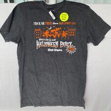 Disney Parks Mickey's Not So Scary Halloween Party Magic Kingdom Tee Shirt NWT