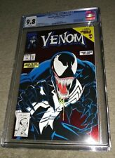 Venom: Lethal Protector 1 CGC 9.8  1st Venom in his own title