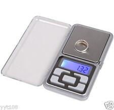 Digital Accurate Auto Calibration Gold Herb Balance Weight Gram Jewelry Scale