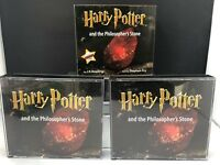 Harry Potter and the Philosopher's Stone CD Audiobook - Complete / Unabridged