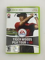 Tiger Woods PGA Tour 08 - Xbox 360 Game - Complete & Tested
