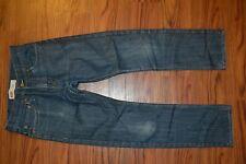 Levi 511 Slim Denim Jeans boys mens 16 REG 28x28 W71CM FREE SHIPPING AEJH