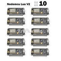 10PCS NodeMcu Lua V2 Based ESP8266 ESP-12E Module WIFI Development Board CP2102