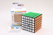 MYMF MF6 6x6x6 Classic Magic Cube Entry Level Twist Puzzle Intelligence ToyBlack