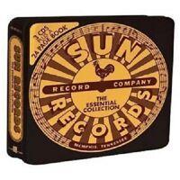 SUN RECORDS-ESSENTIAL COLLECTION (LIM METALBOX ED) 3 CD NEU