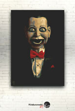 """Dead Silence - CANVAS - 16""""x12"""" [ print poster photo horror doll billy macabre"""