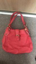TOPSHOP Handbag Coral Pink Medium Size Spring Summer Shoulder Shopper