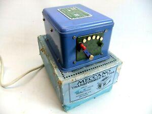 Hornby T20A transformer,20 volt with 3.5 volt lighting output Fully refurbished