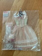 Volks Inc 1/3 BJD Corset dress Caramel Pink - New and ready for a new home
