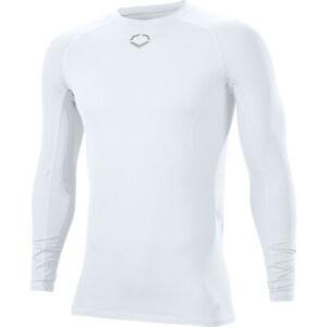 Evoshield Cooling Long Sleeve Shirt Men's Baseball Performance Tee