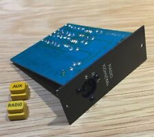 QUAD 44 Pre Amplificateur Radio DIN Input Board (ou aux) 1 mega ohms, Niveau 100 mV