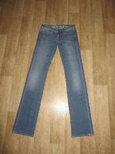 Edc by Normalgröße Esprit Damen-Jeans mit geradem Bein
