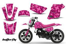 Dirt Bike Graphics Kit MX Decal Wrap For Yamaha PW50 PW 50 1990-2018 BTTRFLY K P
