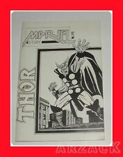 Fanzine MARVEL STORY N 11 speciale THOR 1991