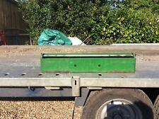 John Deere weight bar for compact tractor
