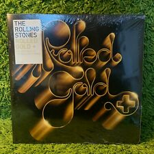 ROLLING STONES ROLLED GOLD VERY BEST OF •SEALED• 4xLP + HYPE STICKER audiophile