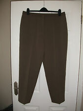 ladies tapered trousers from Slimma size 30 NEW