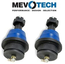 For Chevy Hummer Pair Set of Front Lower Improved Design Ball Joints Mevotech