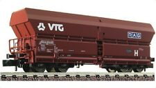 FLEISCHMANN 852326 VTG/RAG Großraum-Selbstentladewagen 663 6 033-2 N 1:160 - NEU