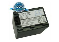 7.4 V Batteria per Sony DCR-HC27, DCR-HC39E, HDR-SR11 / E, HDR-SR12 / E, DCR-HC44E, DC
