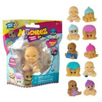 Orb Mocheez 4x Babies Squishy toys collectable Series 1 stocking fillers