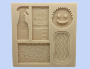 Mrs Hinch Zoflora Set  - Silicone Mould / Mold - WAX SOAP RESIN