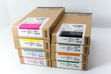 EPSON 4900 HDR 200ML T6533/T6534/T6535/T6536/T6538 Ink Lot of 8 2013 - 2015