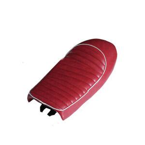 PU Motorcycle Soft Sponge Seat Racing Bike Comfortable Hump Cushion Waterproof