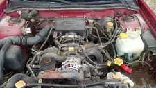 Subaru Forester Typ SF 2,0L 90kW/122Ps Motor komplett Motorcode EJ20 Benzin